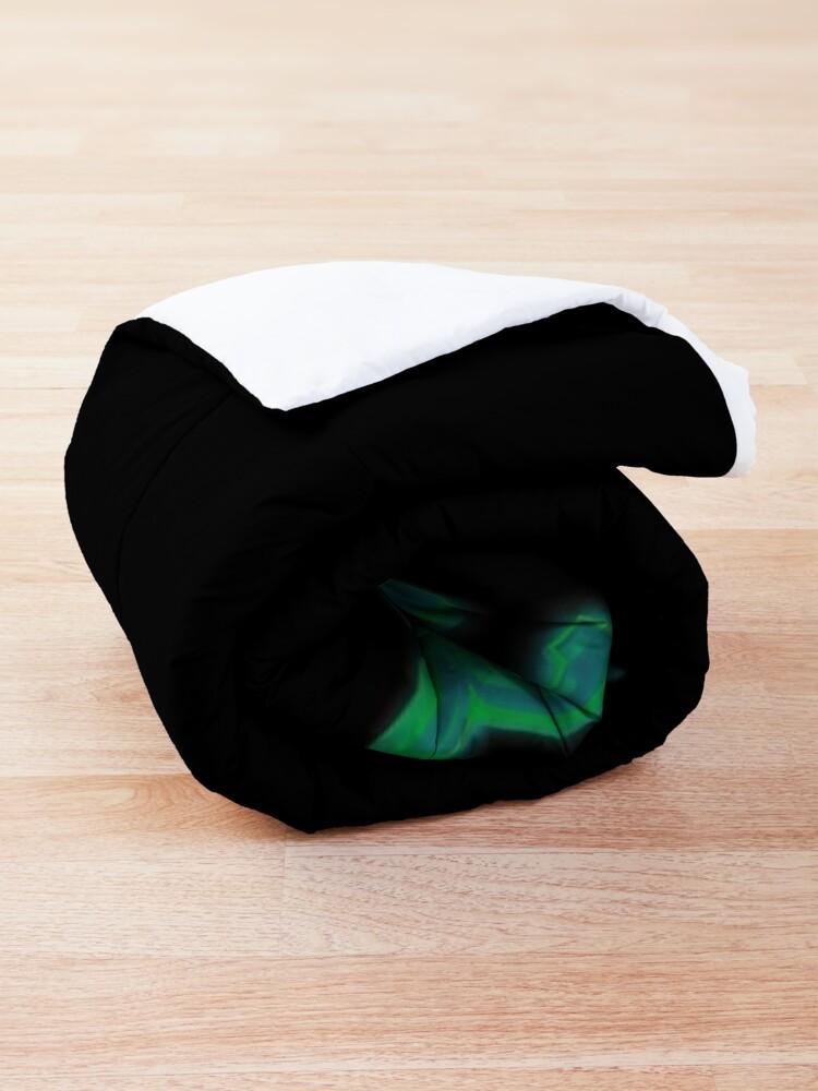 Alternate view of Grayskull Comforter