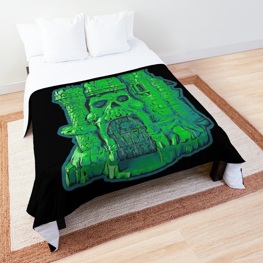 Grayskull Comforter