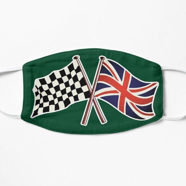 British Racing Flags Shirt, Sticker, Hoodie, Mask Flat Mask