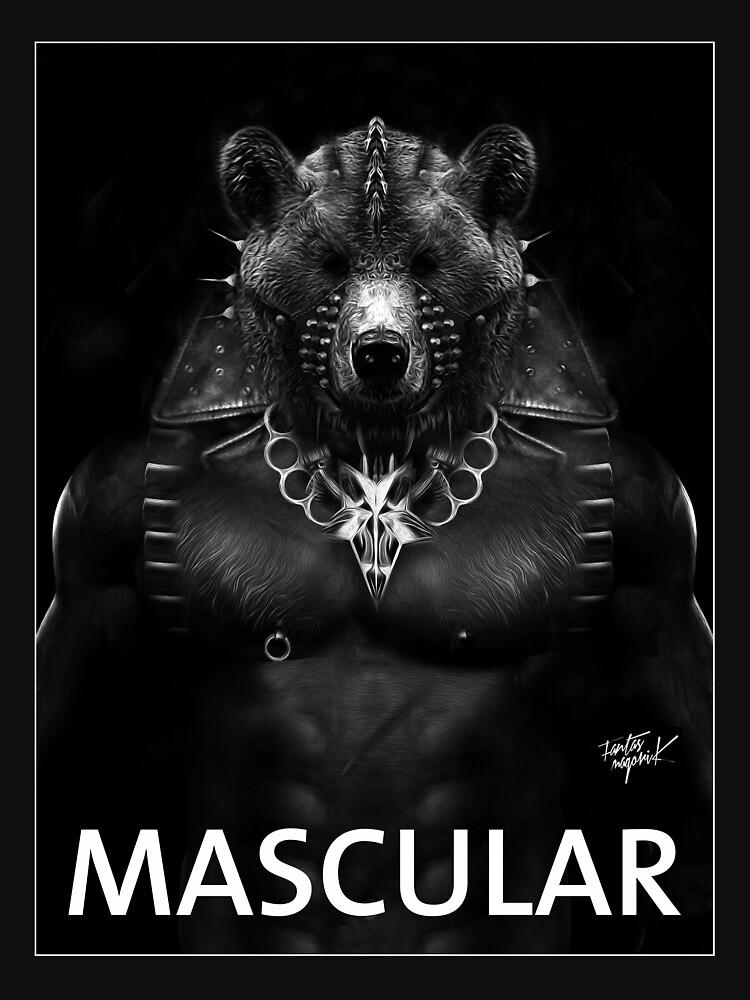 Mascular Spring 2013 by Fantasmagorik for MASCULAR by MASCULAR