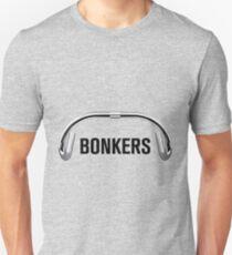 Bonkers 'Bars for T-shirts! Unisex T-Shirt