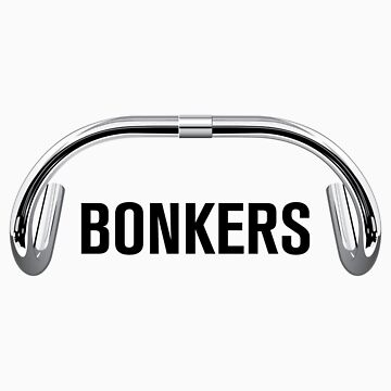 Bonkers 'Bars for T-shirts! by BonkersStyle
