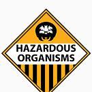 Metroid Warning by W4rnings