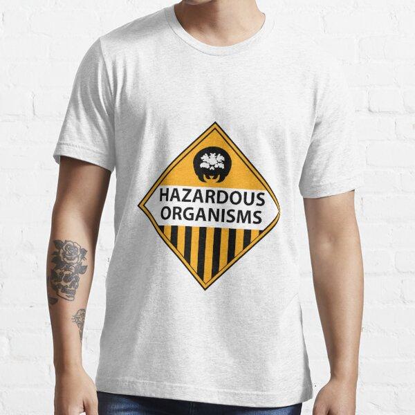 Metroid Warning Essential T-Shirt