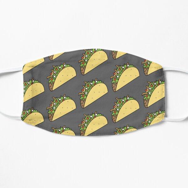 It's Taco Time Flat Mask