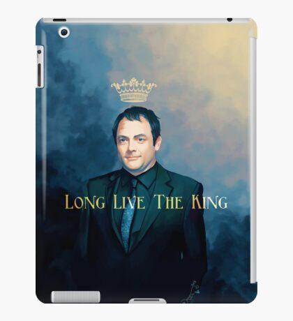 The King & The Hound iPad Case/Skin