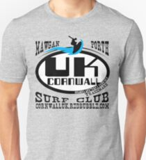 uk cornwall surf by rogers bros T-Shirt