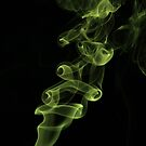 Green Smoke by Steve Small