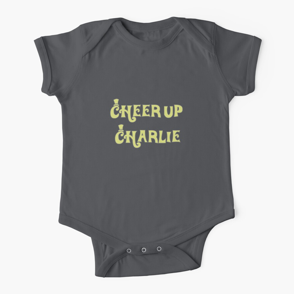 Cheer Up Charlie Baby One-Piece