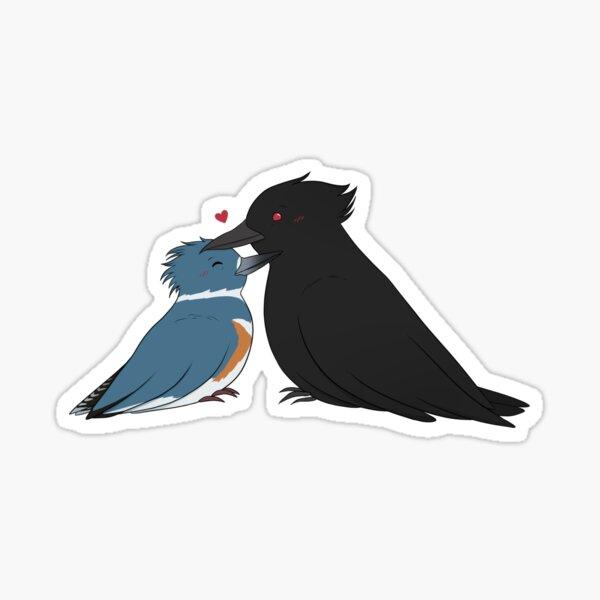 Fair Game Birds Sticker