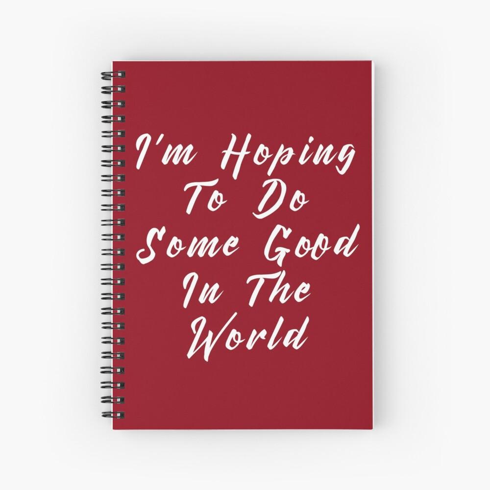 Brightest Witch Spiral Notebook