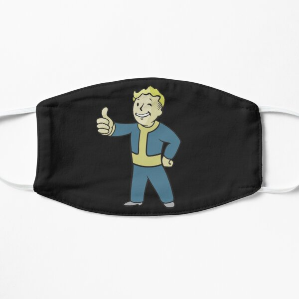 Vault Boy - Standing Thumbs Up (Fallout) Mask