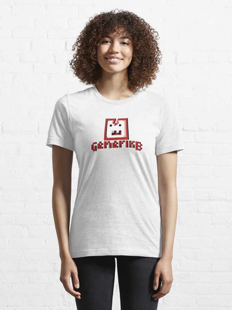 Vista alternativa de Camiseta esencial Camisa GenerikB