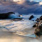 Rainbow Bay by D Byrne