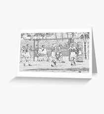 111412 131 0 pencil sketch s Greeting Card