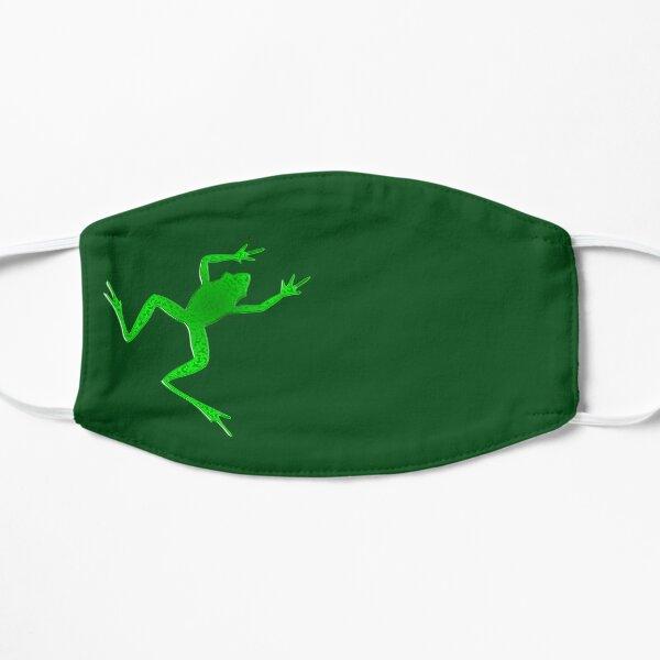 Frog Socks Flat Mask