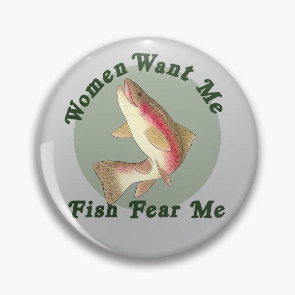 Las mujeres me quieren, los peces me temen Chapa