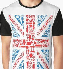 British and Proud Graphic T-Shirt