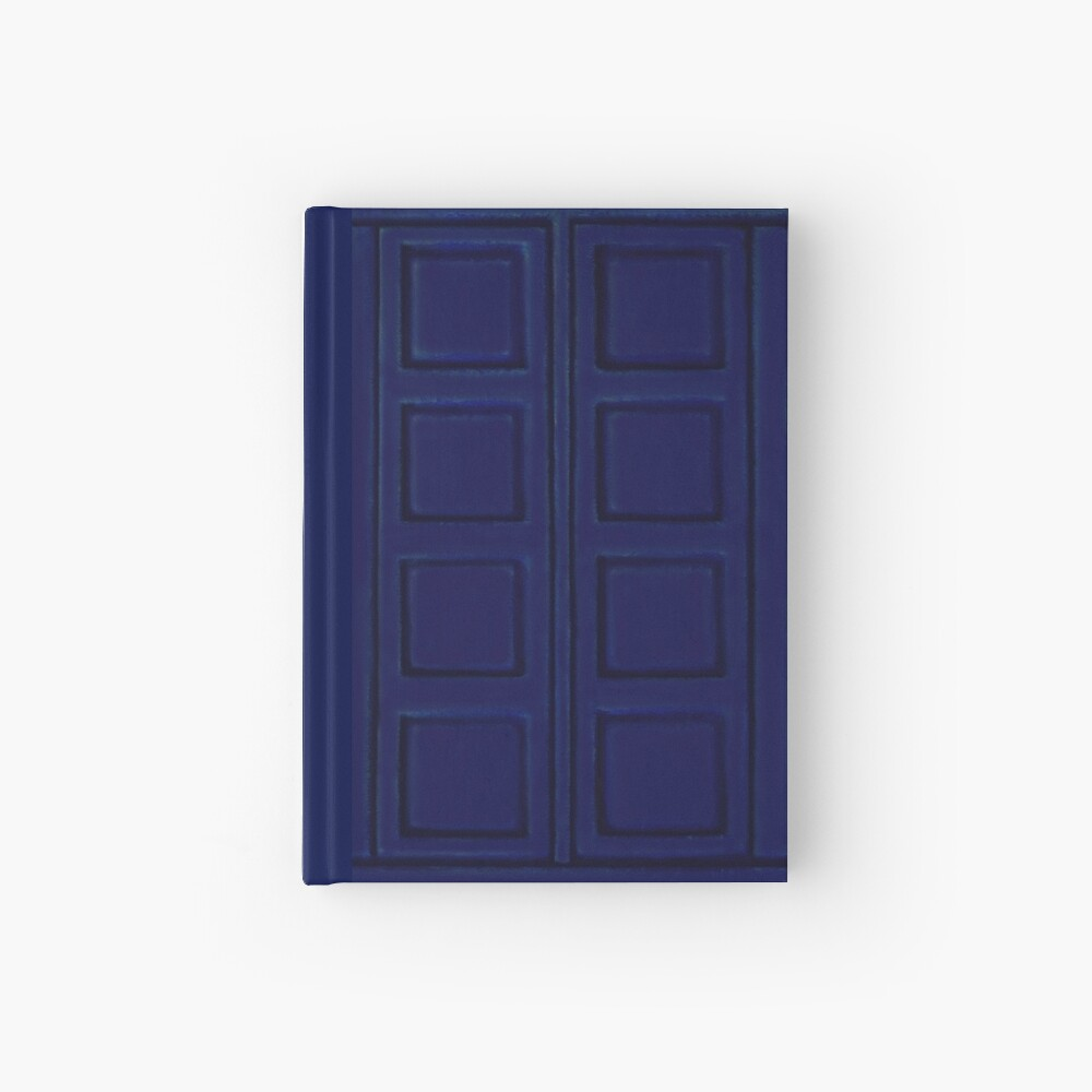 New Blue Book Hardcover Journal