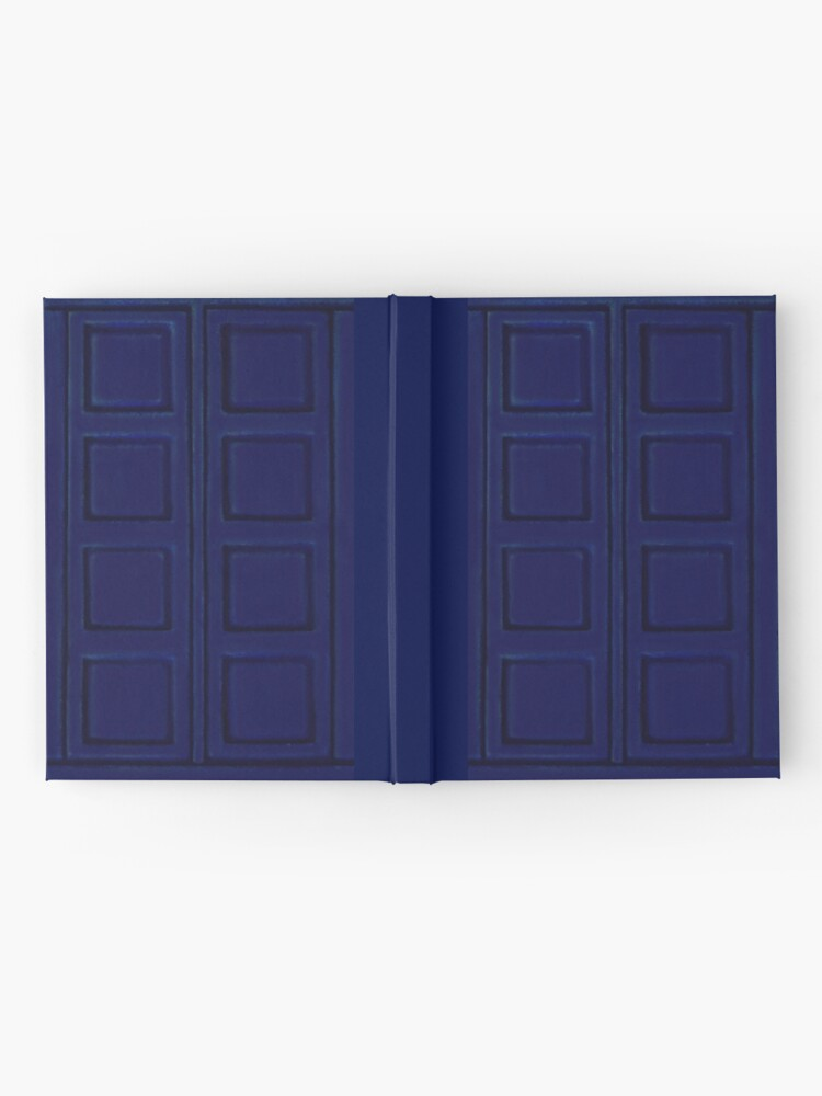 Alternate view of New Blue Book Hardcover Journal
