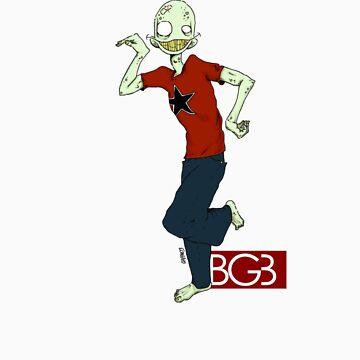 Zombie Gotta Dance by billgaffney