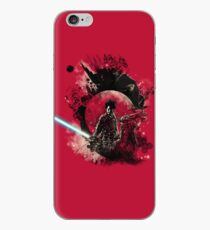 bad side of the samurai iPhone Case