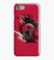 bad side of the samurai iPhone Case/Skin