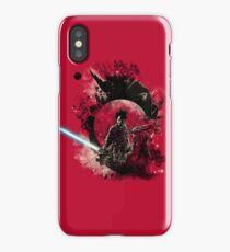 bad side of the samurai iPhone Case/Skin