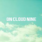 On Cloud Nine  by Nicola  Pearson