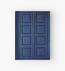 Blue Book Hardcover Journal