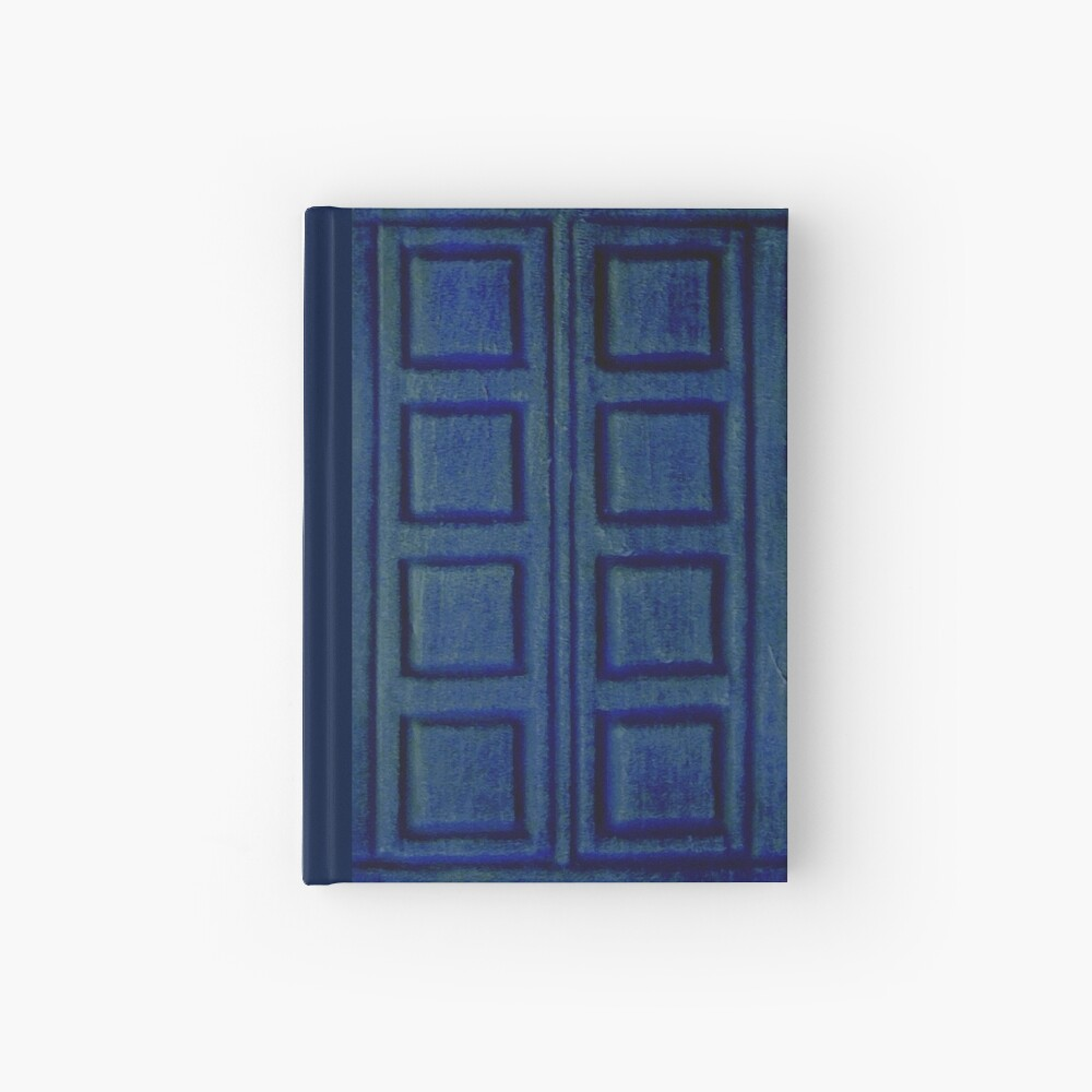 Blue Book Hardcover Journal