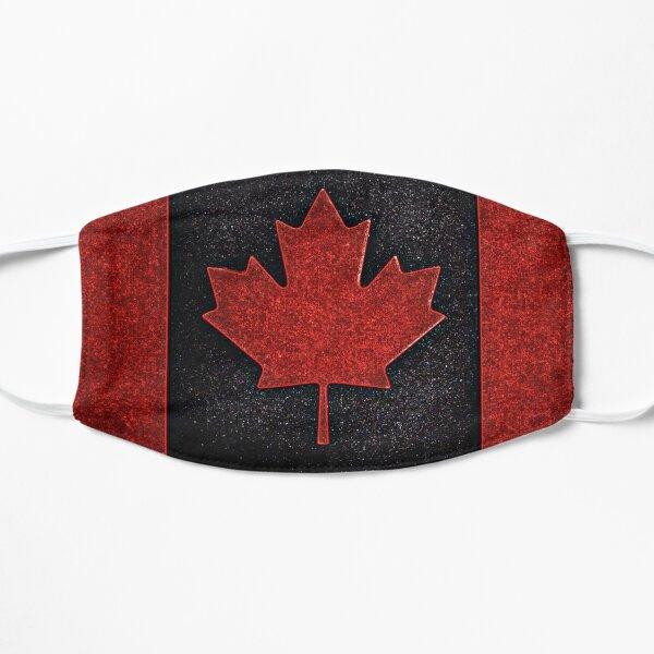 Canada Flag Flat Mask