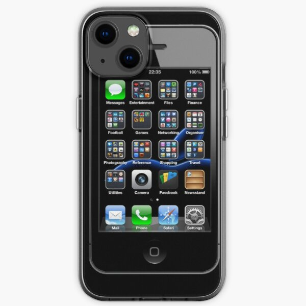 Confuse - Double Fronted iPhone iPhone Soft Case