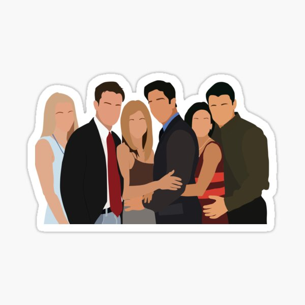 Cast Sticker