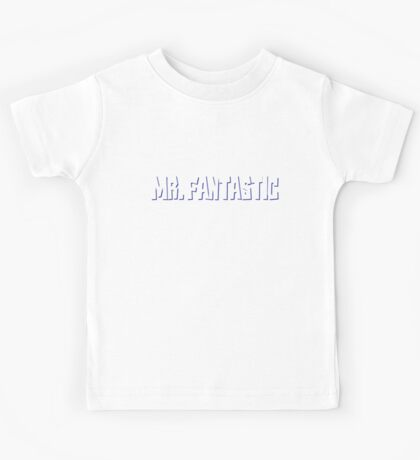 Mr. Fantastic Kids Clothes