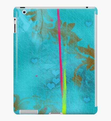 Love bond iPad Case/Skin