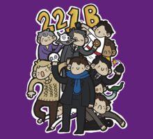 221b | Unisex T-Shirt