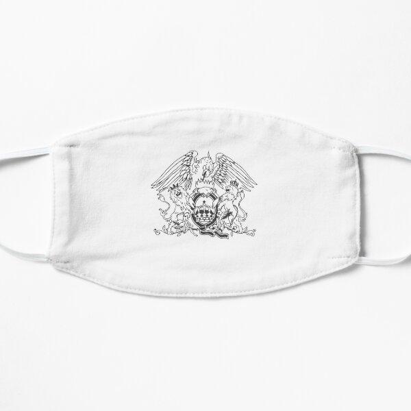 queen emblem Flat Mask