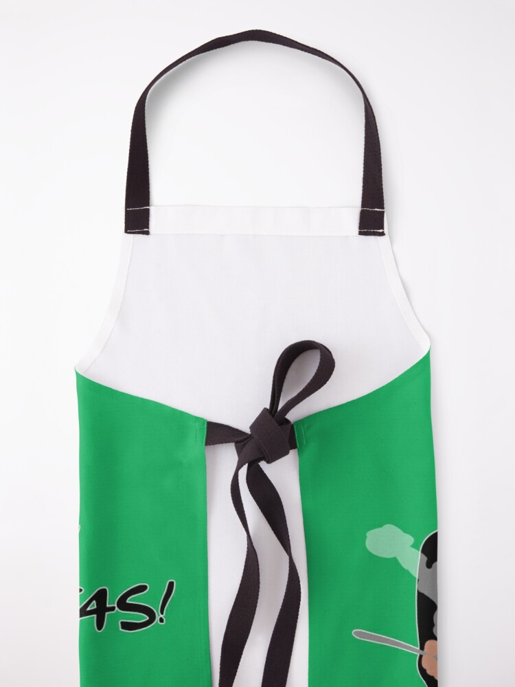 Alternate view of My Fajitas Apron