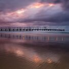 Sunrise at The Spit by D Byrne
