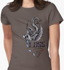 Loss Womens Fitted T-Shirt
