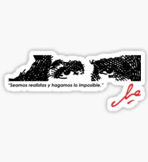 EYES OF COURAGE Sticker