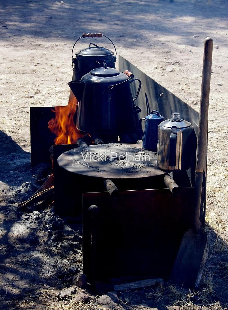 Cowboy Cookin' by Vicki Pelham