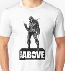 From Above Comic Book - character 01 T-Shirt