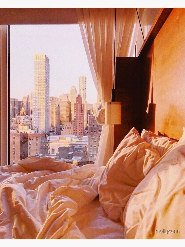 Golden Hour in New York by mollycann