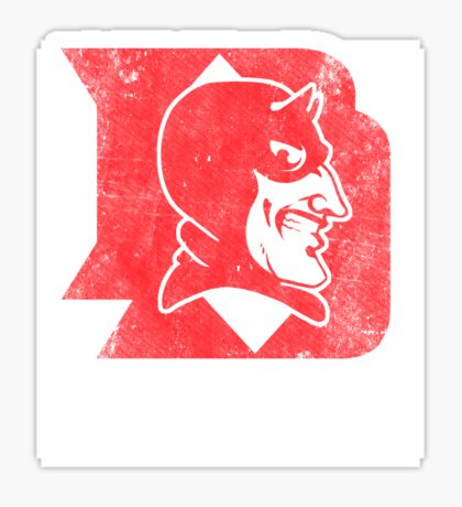 Hell's kitchen Red Devils Sticker