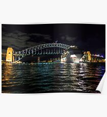 Sydney Harbour Cruise 1 Poster