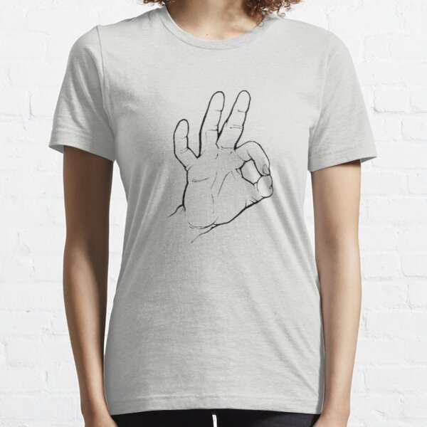 Dive sign for OK Essential T-Shirt