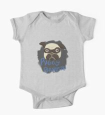 Puggy Bandito One Piece - Short Sleeve