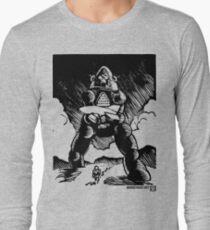 Astronaut's Best Friend (Black) Long Sleeve T-Shirt
